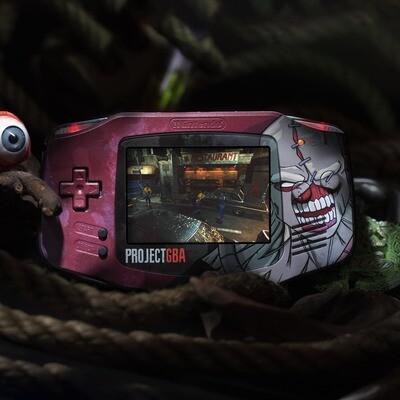 Game Boy Advance: Prestige Edition (UV Nemesis)