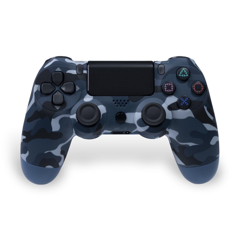 PS4 Wireless Controller (Camo Blue)