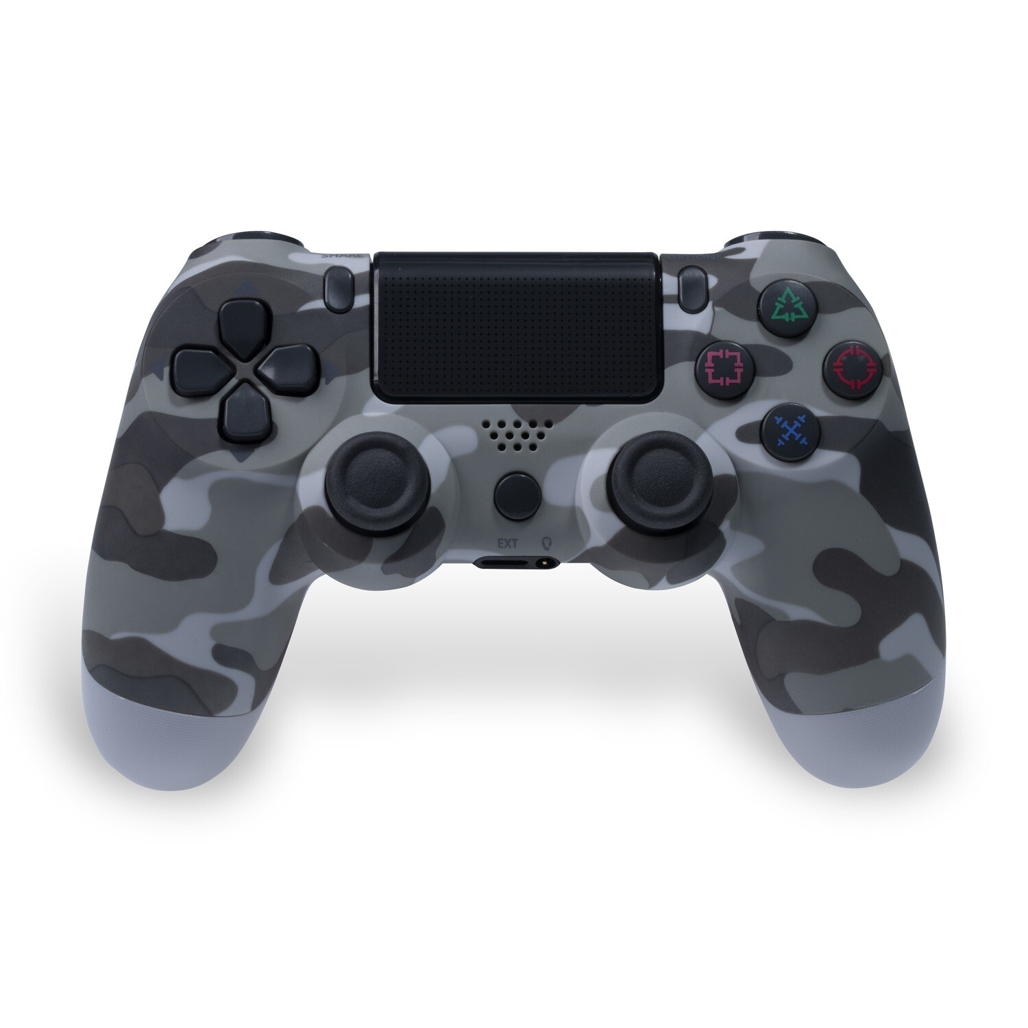 PS4 Wireless Controller (Camo Grey)