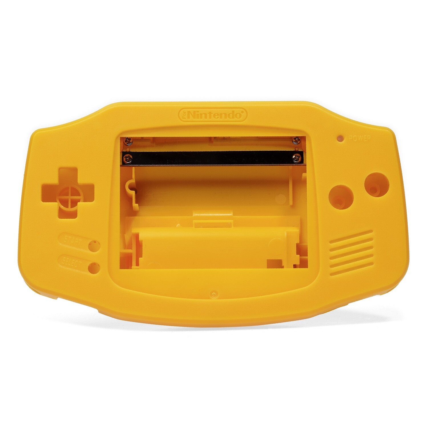 Game Boy Advance Shell Kit (Solid Yellow)