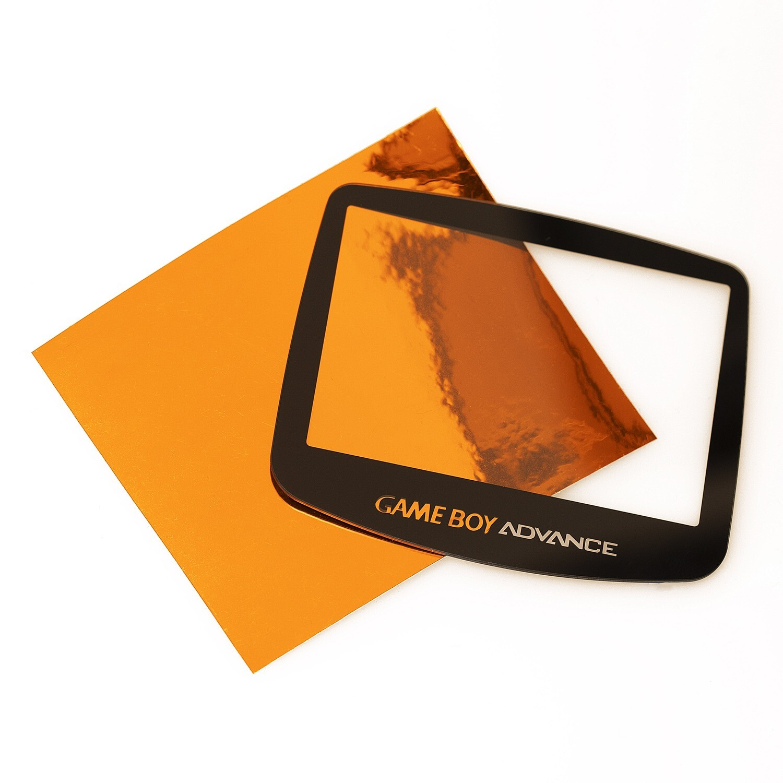 Vinyl FX All Game Boys (Chrome Orange)