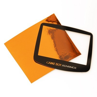 Vinyl FX All Game Boys (Chrome Orange)