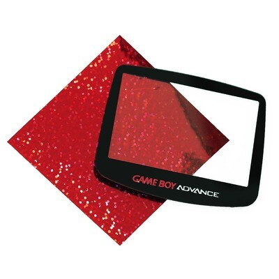 Vinyl FX All Game Boys (Shimmer Red)