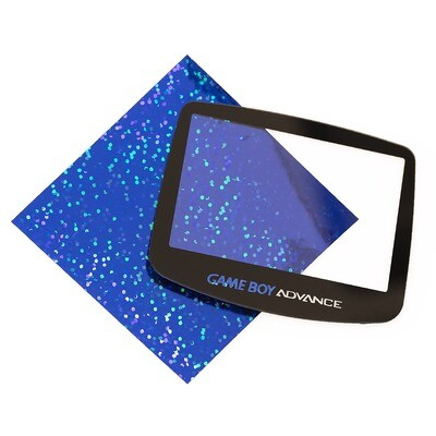 Vinyl FX All Game Boys (Shimmer Blue)