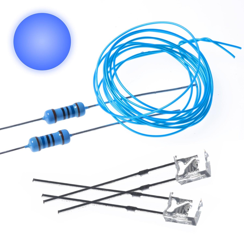 GBA LED Trigger Kit (Blue)