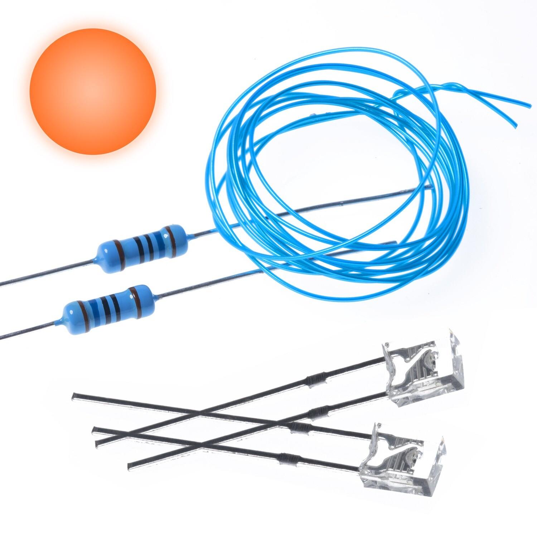 GBA LED Trigger Kit (Orange)