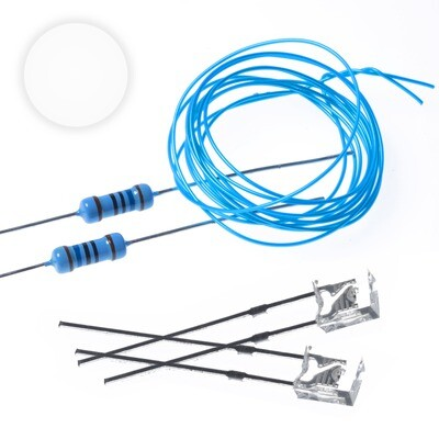 GBA LED Trigger Kit (White)