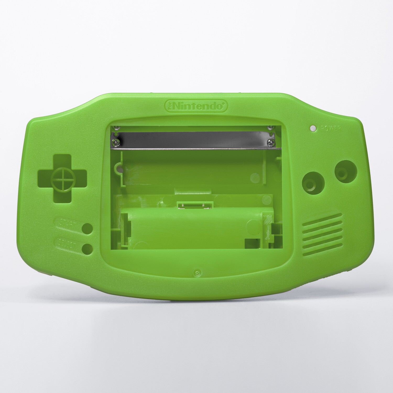 Game Boy Advance Shell Kit (Solid Green)