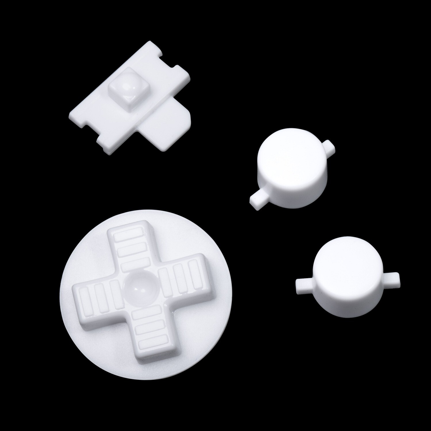 Game Boy Original Prestige Buttons (White)