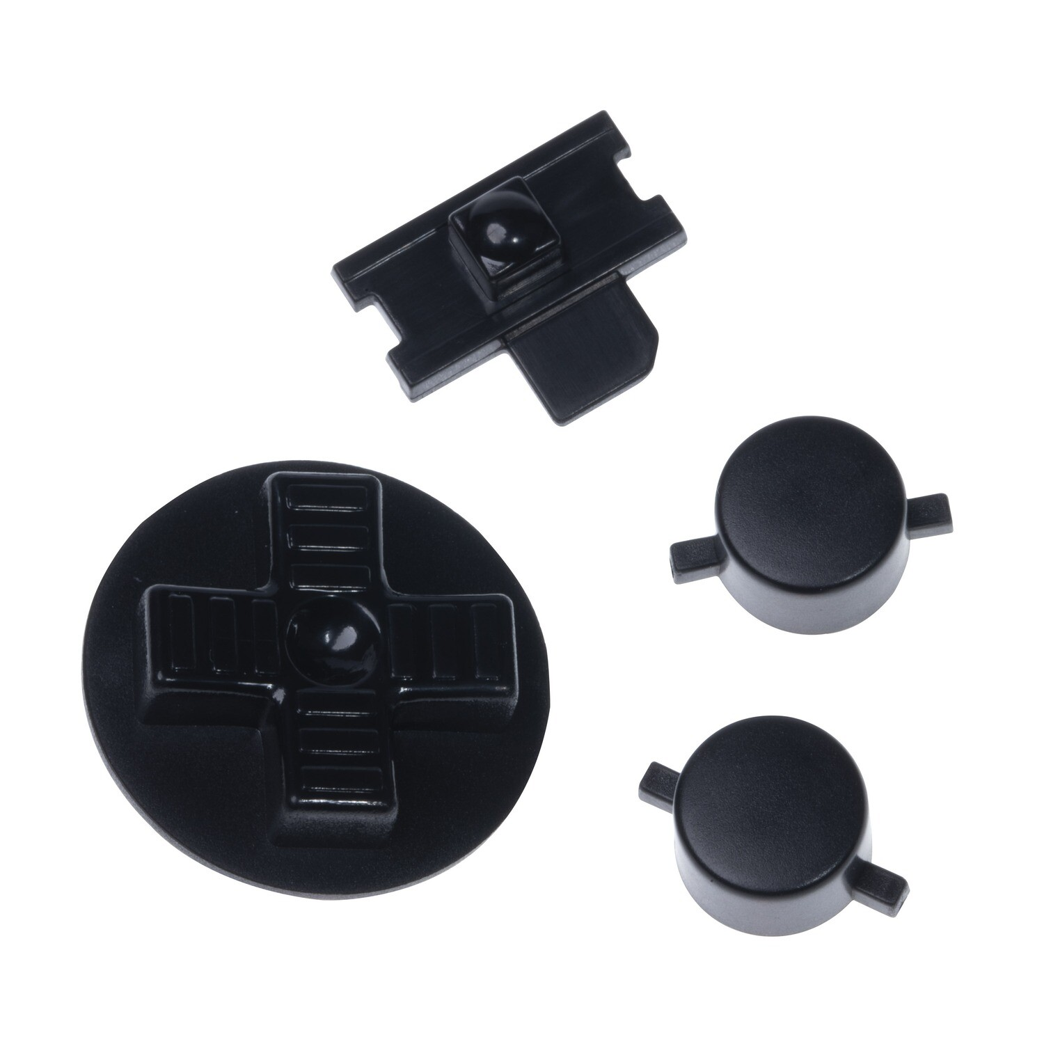 Game Boy Original Buttons (Black)