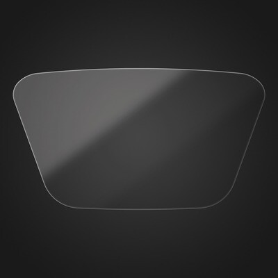 Game Gear Glass Lens (Clear)
