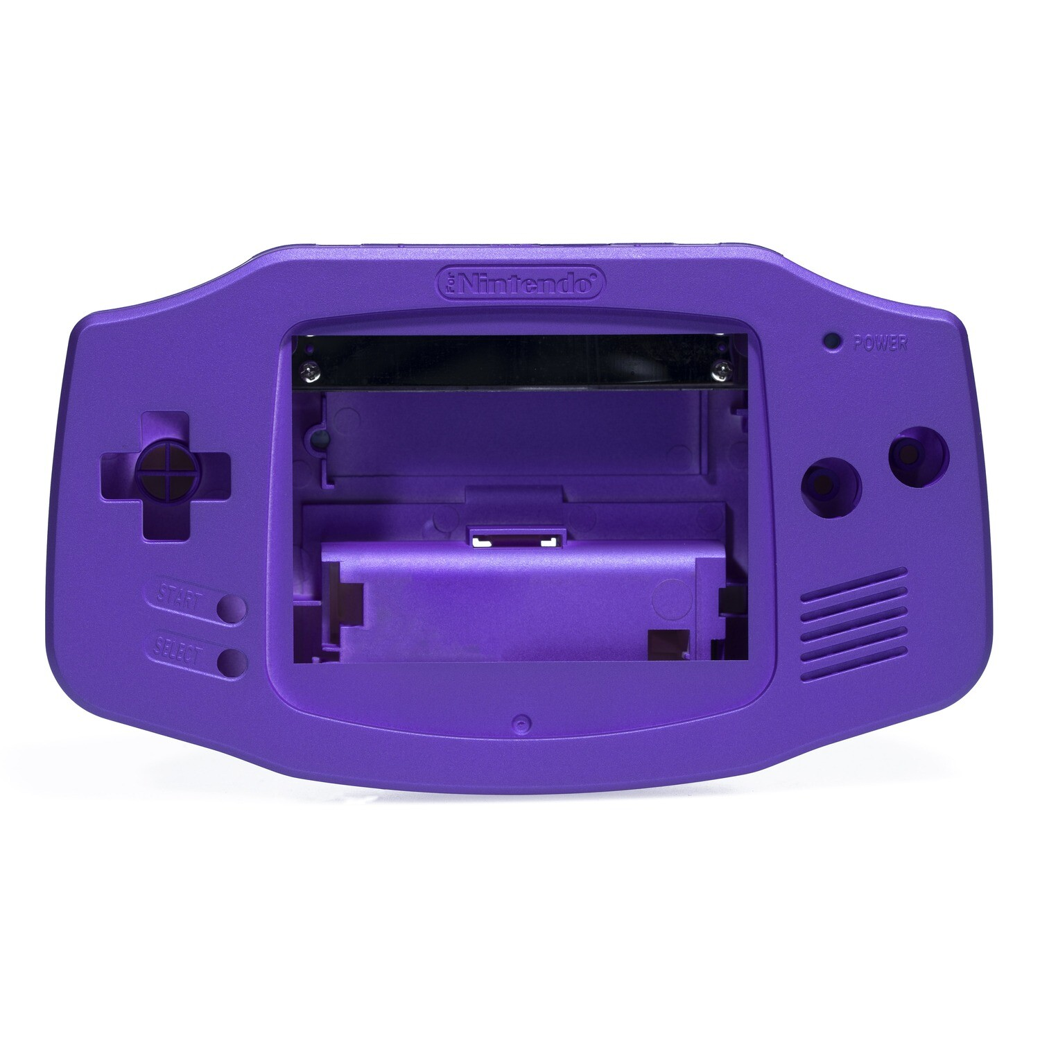 Game Boy Advance Shell (Pearl Purple)