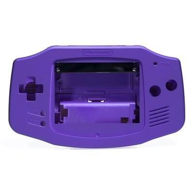 Game Boy Advance Shell (Pearl Purple)