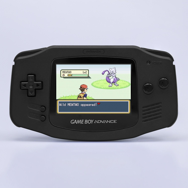 Game Boy Advance: Prestige Edition (Matt Black)
