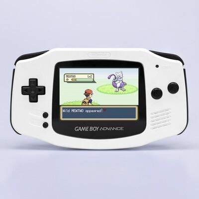 Game Boy Advance: Prestige Edition (Pearl White)