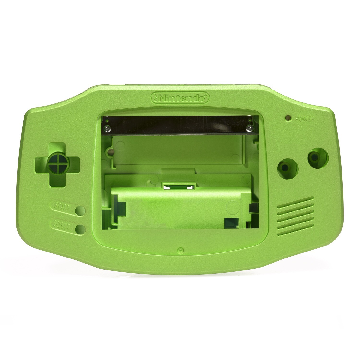 Game Boy Advance IPS Shell (Pearl Green)