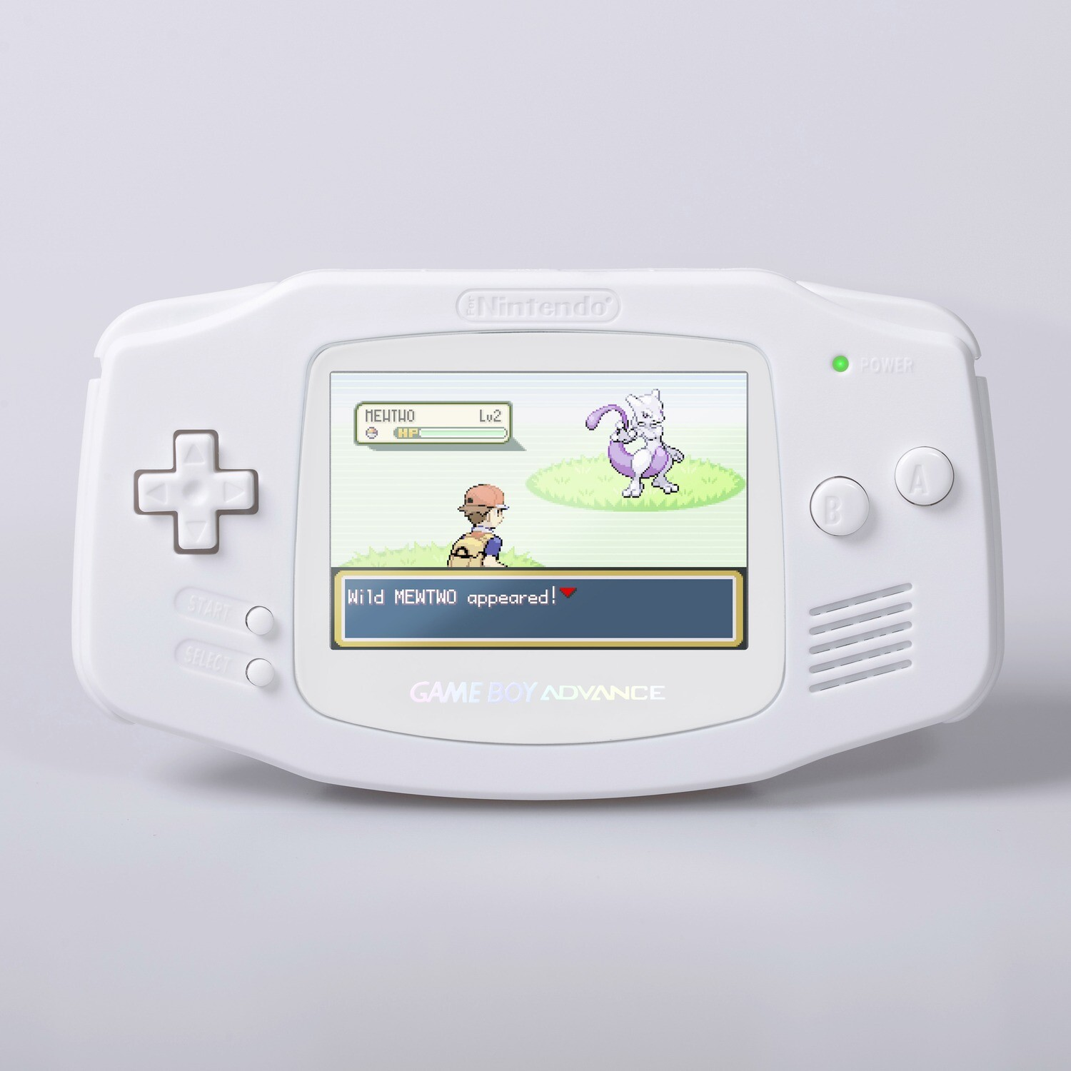 Game Boy Advance: Prestige Edition (Pure White)