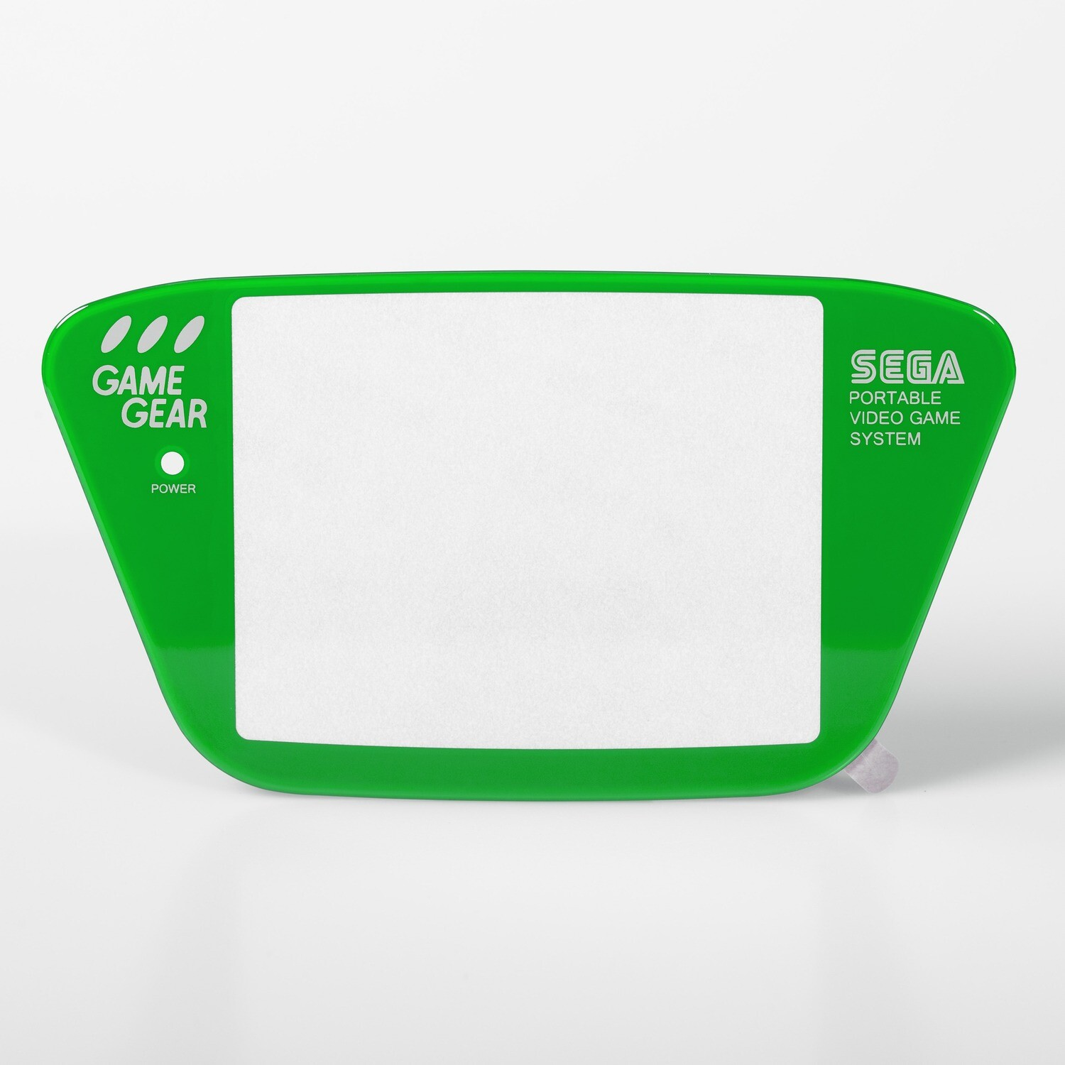 Game Gear Glass Lens (Green)