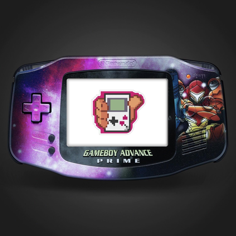 Game Boy Advance: Prestige Edition (UV Metroid)