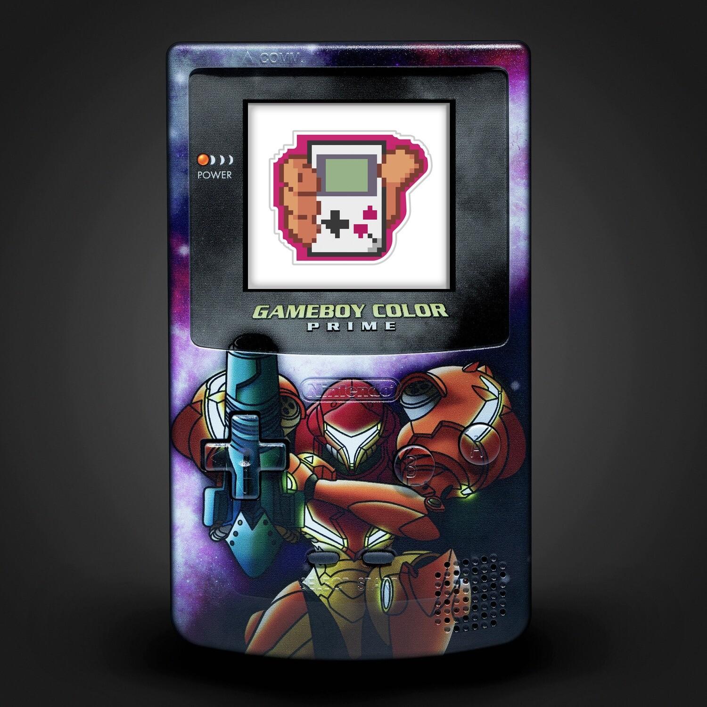 Game Boy Color: Prestige Edition (UV Metroid B)