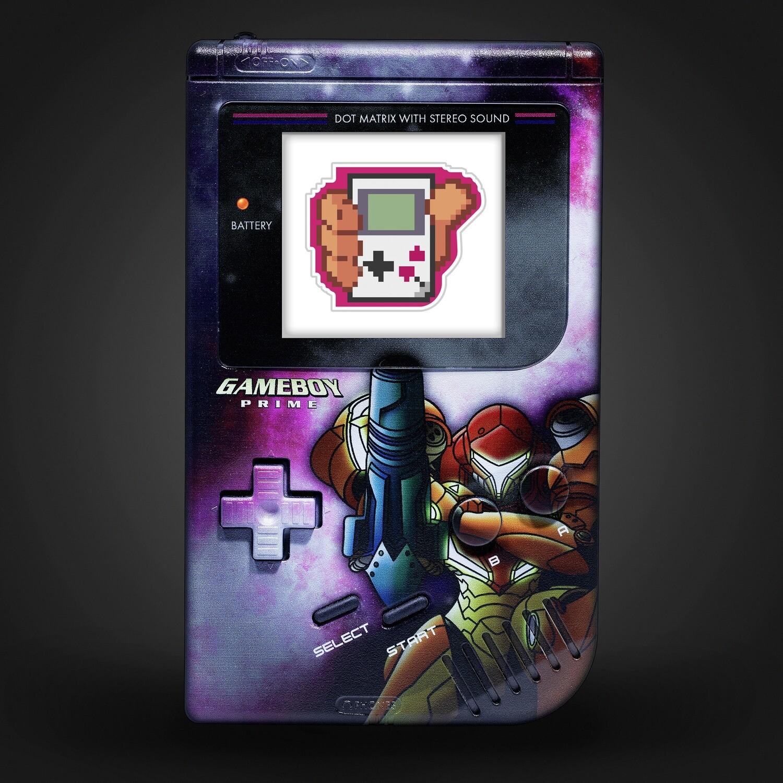 Game Boy Original: Prestige Edition (UV Metroid B)
