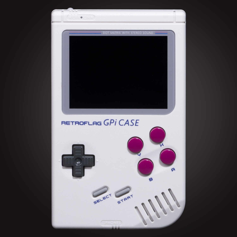 Retroflag GPi Game Boy Case (for Raspberry Pi Zero W)