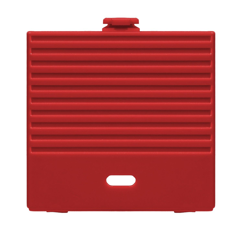 Game Boy Original USB-C Battery Cover (Red)
