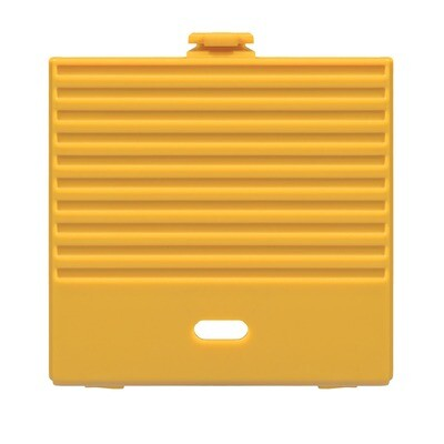 Game Boy Original USB-C Battery Cover (Yellow)