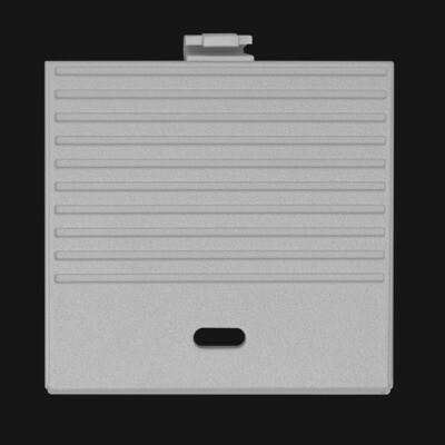 Game Boy Original USB-C Battery Cover (Pearl White)