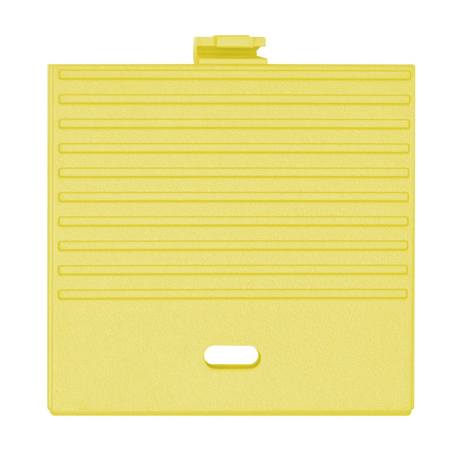 Game Boy Original USB-C Battery Cover (Pearl Yellow)