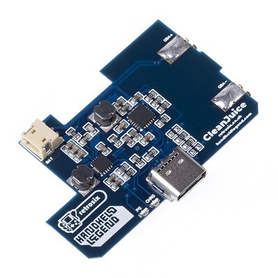 CleanJuice USB-C Board Only (Game Boy Advance)