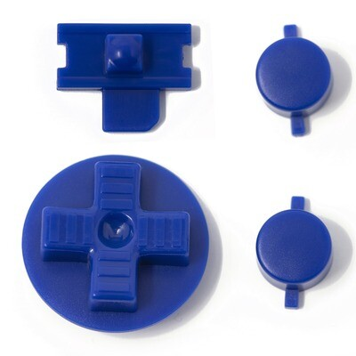 Game Boy Original Buttons (Blue)