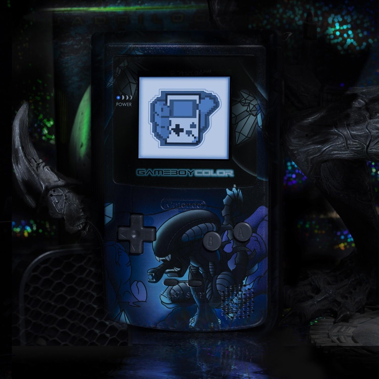 Game Boy Color: Prestige Edition (UV Alien)