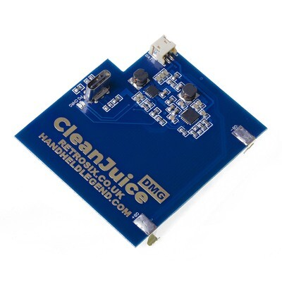 CleanJuice USB-C Board Only (Game Boy)