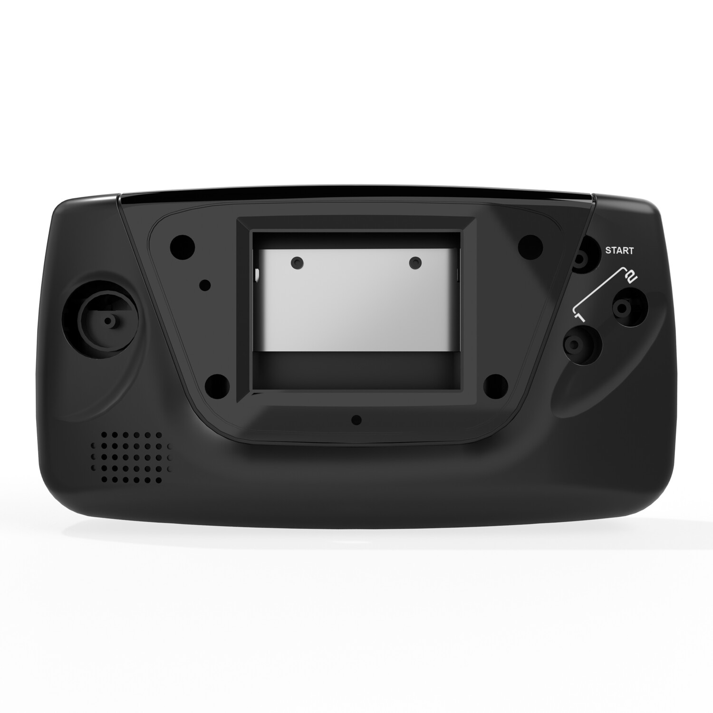 Game Gear Shell Kit (Black)