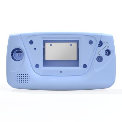Game Gear Shell Kit (Light Blue)