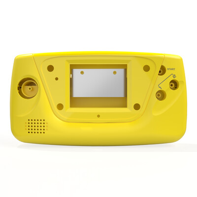 Game Gear Shell Kit (Yellow)