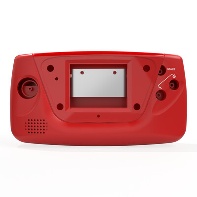 Game Gear Shell Kit (Red)
