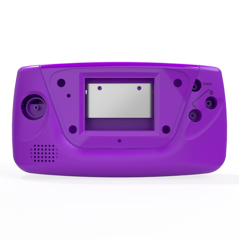 Game Gear Shell Kit (Purple)