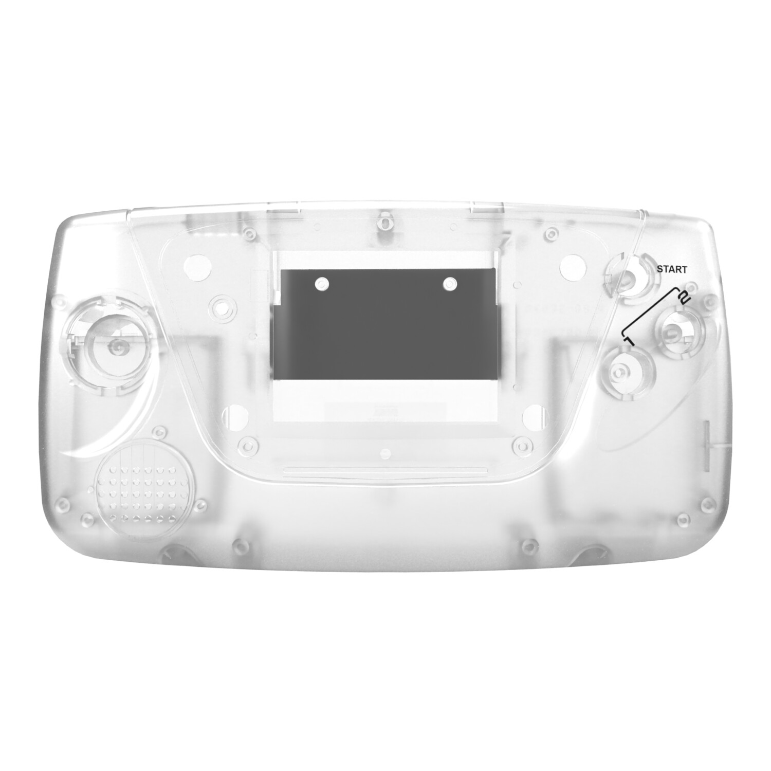 Game Gear Shell Kit (Clear)