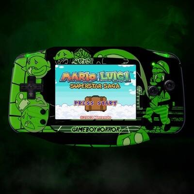 Game Boy Advance: Prestige Edition (UV Luigi Horror)