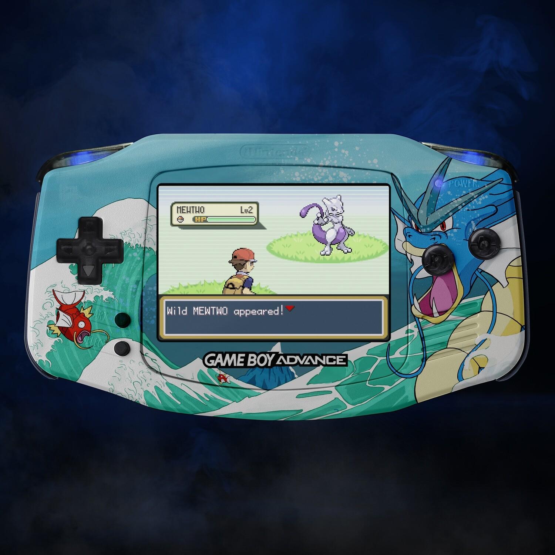 Game Boy Advance: Prestige Edition (UV Gyarados)