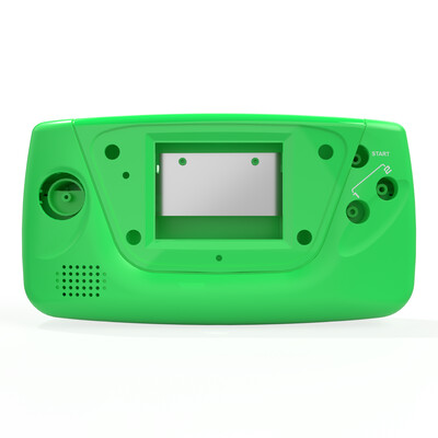 Game Gear Shell Kit (Dark Green)