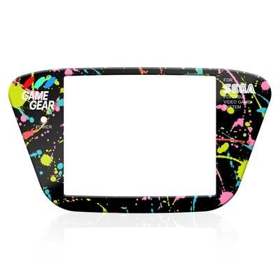 Game Gear Glass Lens (UV Splash)
