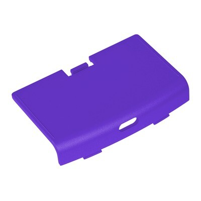 Game Boy Advance USB-C Battery Cover (Pearl Purple)