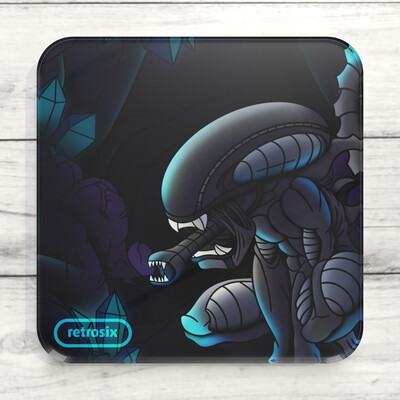 Drinks Coaster (Alien)
