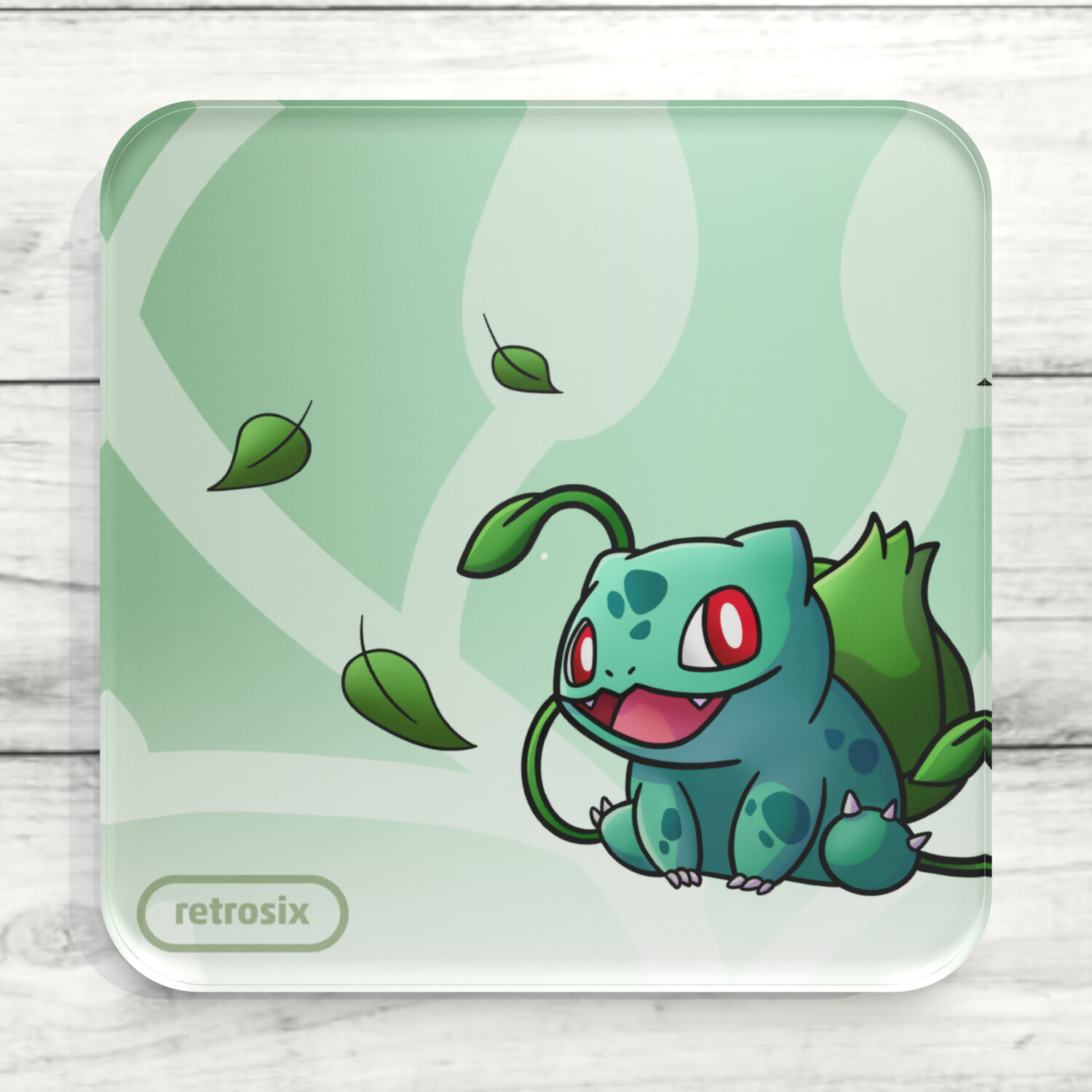 Drinks Coaster (Bulbasaur)