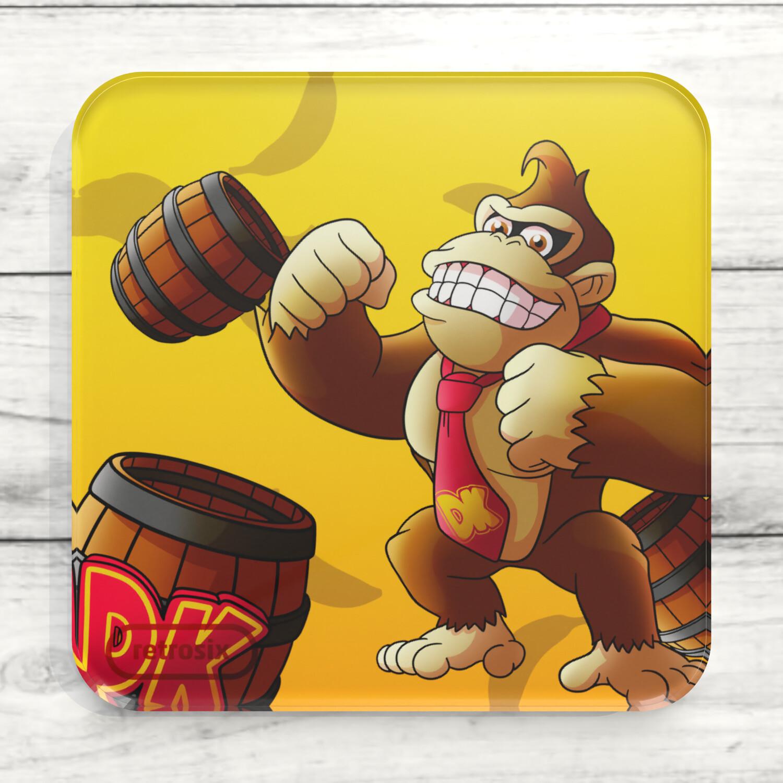 Drinks Coaster (Donkey Kong)