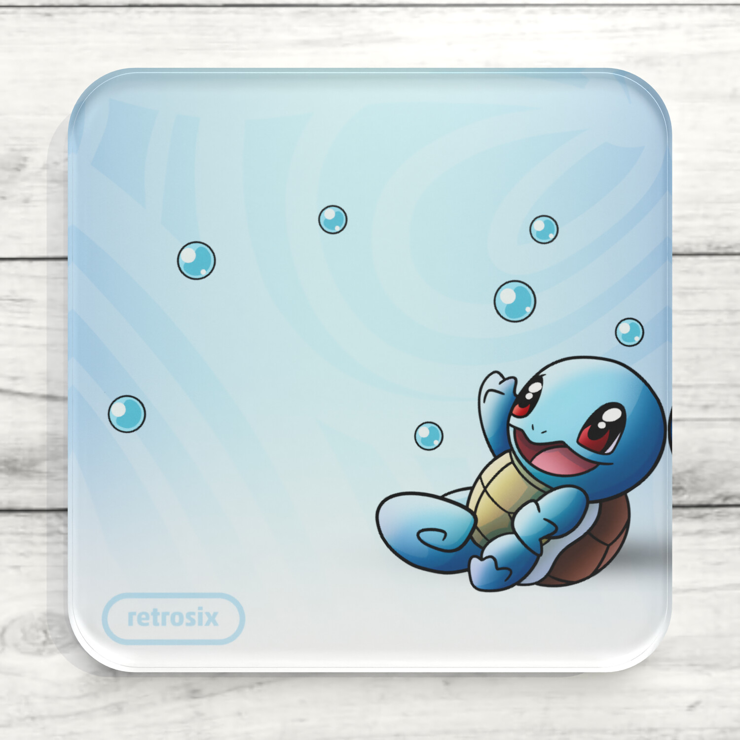 Drinks Coaster (Squirtle)