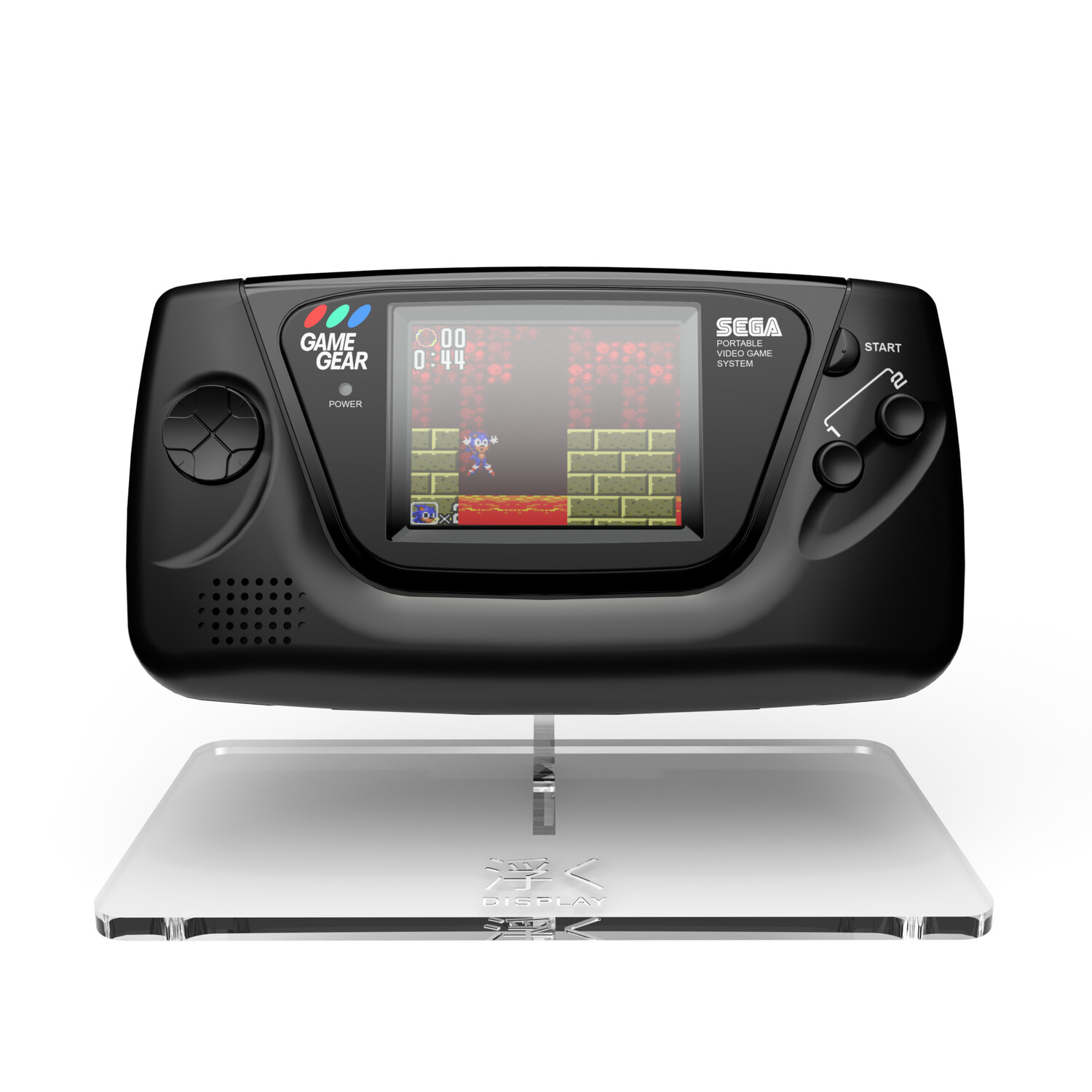 Game Gear Console Uku Display Stand